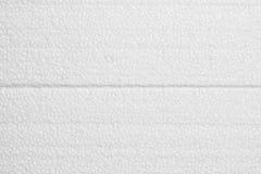 Polystyren-Styroschaumschaumbeschaffenheit Lizenzfreie Stockbilder