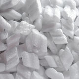Polystyrene background Royalty Free Stock Photos