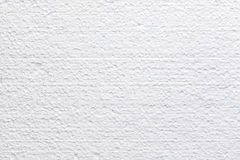 Polystyrene foam texture or background. Royalty Free Stock Photography