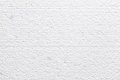Polystyrene foam texture or background. Stock Image
