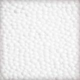 Polystyrene ,Styrofoam foam texture background Stock Photography