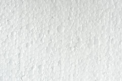Polystyrene texture closeup Stock Photography