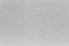 Polystyrenplatta Arkivfoto