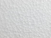 Polystyrenschaumgummibeschaffenheit Stockbild