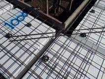 Polystyrenwaffel-Hülsendesign des australischen Wohnstehplattenbaus inkorporierendes Lizenzfreie Stockfotografie