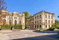 Polytechnisch Instituut van Kiev Stock Foto's