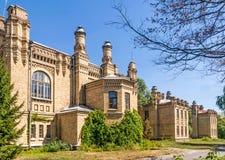 Polytekniskt institut av Kiev Royaltyfri Bild
