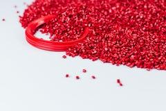 polyurethan Material für die Fertigung von Dichtungen Rohstoffe stockbilder