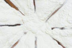Polyurethane foam surface Stock Image