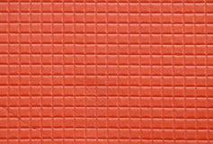 Polyurethane rug color backgro. Polyurethane rug red color background Royalty Free Stock Photos