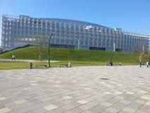 Polyvalent Hall Cluj-Napoca Royalty Free Stock Photo