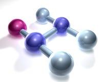 polyvinylchloridpvc Arkivfoton