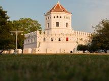 Pom Phra Sumen lub Pra Sumen fort zdjęcie stock