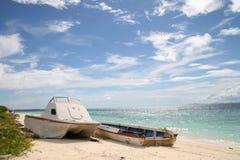 Pom Pom Island Sabah Arkivbilder