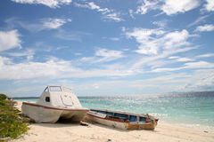 Pom Pom Island, Sabah Stock Images