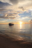 Pom Pom Island, Sabah Royalty Free Stock Photography