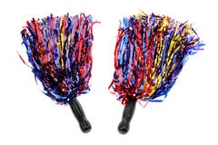 Pom Poms Photo stock