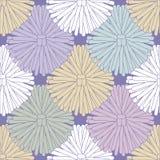 POM-poms multicolores ilustración del vector