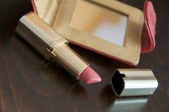 pomadki lustra szminka Fotografia Stock