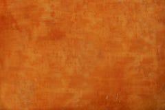 pomarańcze ściana Fotografia Royalty Free