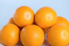 pomarańcze świeże Obrazy Stock