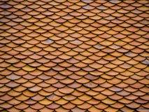 Pomarańcze dach Arun świątynia w Tajlandia Zdjęcia Stock