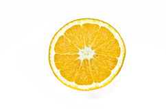Pomarańcze, jedzenie, biel, porcja, odizolowywająca, cytrus, owoc, Zdjęcie Royalty Free