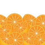 Pomarańcze jest wyśmienicie owoc Zdjęcia Royalty Free