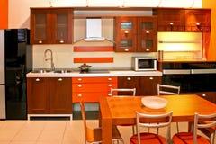 pomarańcze kuchennych Fotografia Stock