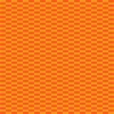 Pomarańcze kwadratowy abstrakcjonistyczny tło Fotografia Royalty Free