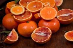 pomarańcze nadal życia Zakończenie fotografia stock
