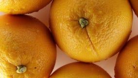Pomarańcze od soku zdjęcie wideo