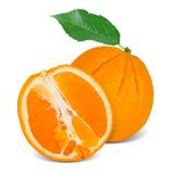 pomarańcze odizolowana zdjęcia royalty free