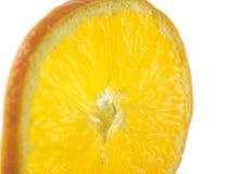 Pomarańcze, odizolowywająca, owoc Zdjęcia Stock
