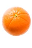 pomarańcze owocowych obraz stock
