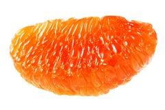 pomarańcze strugający plasterek Zdjęcie Stock