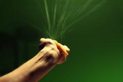 pomarańczowa łupa s Zdjęcia Royalty Free