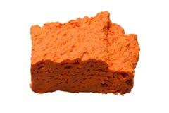 Pomarańczowa guma fotografia stock
