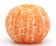 Pomarańczowa mandarynki lub tangerine owoc zdjęcie stock
