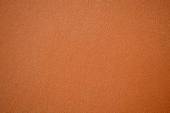 Pomarańczowa piękna rzemienna tekstura jako tło ilustracja wektor