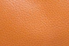 pomarańczowa tło skóra Obrazy Stock