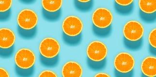 pomarańczowe świeże połówki zdjęcia stock