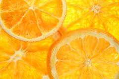 pomarańczowe tafle zdjęcie stock