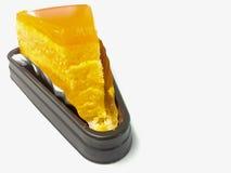 Pomarańczowego dżemu tort Obraz Stock