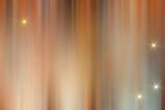 Pomarańczowy abstrakcjonistyczny tło zamazujący linia przedmioty Obraz Royalty Free