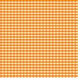 Pomarańczowy czeka pudełka squre tło Zdjęcia Stock