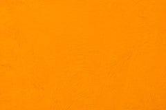 pomarańczowy do ściany Zdjęcie Stock