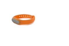 Pomarańczowy kolor sprawności fizycznej zespół zdjęcia stock