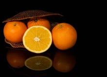 Pomarańczowy owocowy zwrotnik słodki, witamina makro-, karmowy, deserowy, sok Zdjęcia Stock