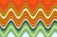 Pomarańczowy pastel macha jak tło Zdjęcia Stock